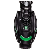 Md Golf Admiral Deluxe Cart Bag Black/Green 2016