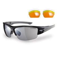 Sunwise Evenlode Black Frame Sunglasses