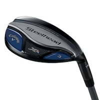 Callaway Steelhead XR Graphite Shaft Hybrid