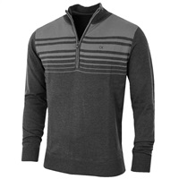 Calvin Klein Golf Rapid Sweater Charcoal 2016