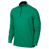 Nike Golf Dri-FIT Half-Zip Long Sleeves Top Teal Charge/Black 2016