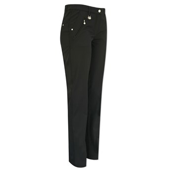 Daily Sports Womens Irene Thermo Pro-Stretch Trousers with Flattering Fit Black 2016