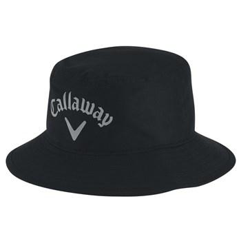 e9601d02383 Callaway Aqua Dry Bucket Hat Black
