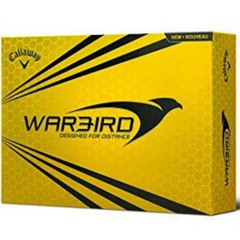 Callaway Warbird White Golf Balls  - Click to view a larger image