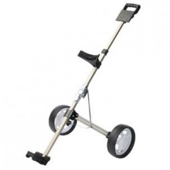 Spalding Trolley Xta Caddy Cart Aluminium  - Click to view a larger image
