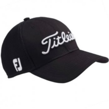 62df98abac5 Titleist Tour Sport Mesh Fitted Cap - Click to view a larger image