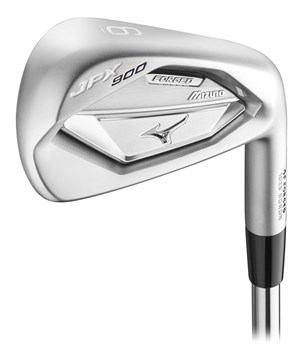 Mizuno JPX 900 Forged Irons Set 4-PW Steel  - Click to view a larger image