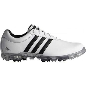 Adidas AdiPure Flex Shoes Wide Fit Footwear White/Core Black/Silver Metallic 2017