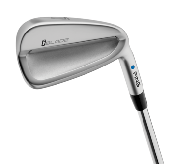 Ping iBlade 4-PW 7 Steel Irons  - Click to view a larger image