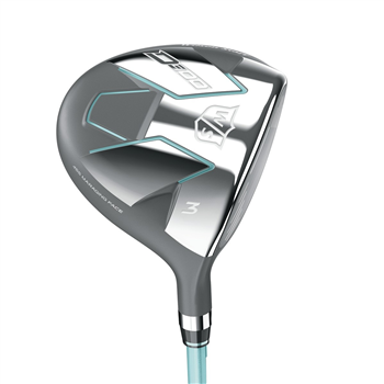 Wilson Ladies D300 Fairway Wood Right Hand  - Click to view a larger image