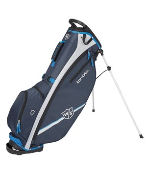 Wilson Staff Ionix SL Stand Bag Blue/White 2017
