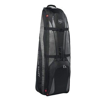 Wilson Wheeled Travel Cover Black/Grey/Red 2017