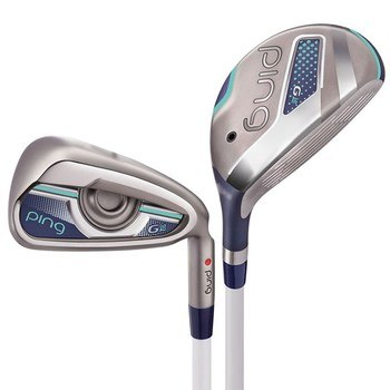 Ping Ladies G Le Irons 5-6H, 7-9PW Graphite Shaft 2017