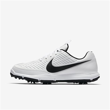 buy online 610be 0dc8f Nike Golf Explorer 2 S Shoes WhiteBlack