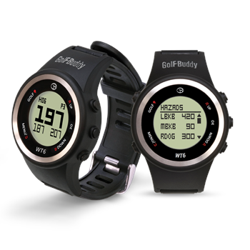Golf Buddy WT6 Golf GPS Watch  - Click to view a larger image