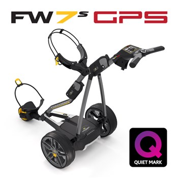 Powakaddy FW7s GPS Electric Trolley with Lithium Battery  - Click to view a larger image