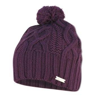 Adidas Ladies Cold-Weather Beanie Purple/Red Night