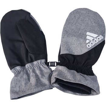 Adidas Winter Mitts Black/Grey 2017  - Click to view a larger image