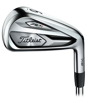 Titleist AP1 718 Irons Steel RH  - Click to view a larger image