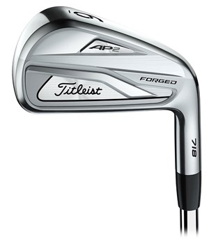Titleist AP2 718 Irons Steel RH  - Click to view a larger image