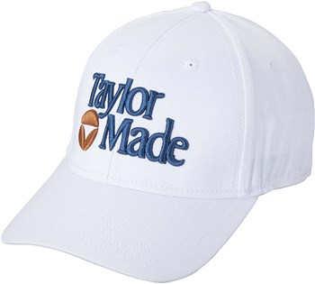 TaylorMade Retro Tour Cap - White - Klicken zum Ansehen eines größeren  Bildes d9c4609e5cd