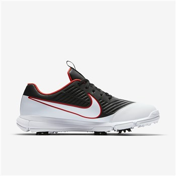 Nike Golf Explorer 2 S Golf Shoe Anthracite/Max Orange/White 2017  - Click to view a larger image