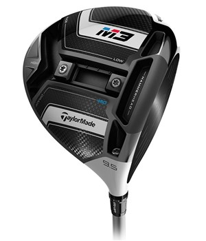TaylorMade M3 Driver Mens Right Hand  - Click to view a larger image