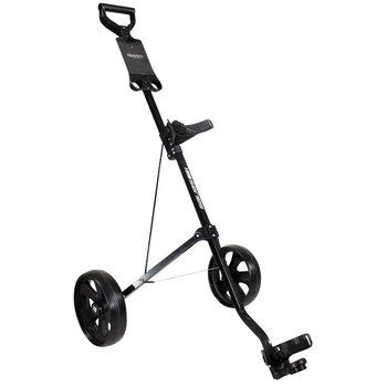 Masters 1 Series 2 Wheel Pull Trolley Black
