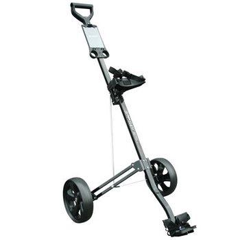 Masters 3 Series 2 Wheel Pull Trolley Black
