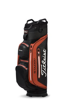 Titleist StaDry Deluxe Waterproof Cart Bag 2018  - Click to view a larger image
