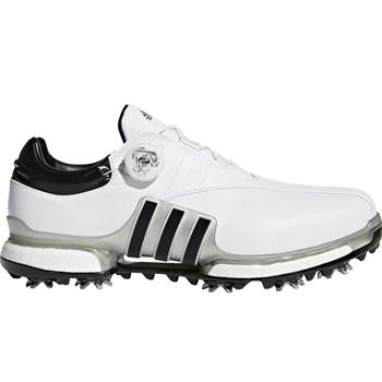 the best attitude f81eb ddfe0 Adidas - Tour360 EQT Boa Shoes Ftwr White Silver Met  Core Black