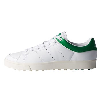 2132dc6ce0c Adidas Adicross Classic Leather Shoes White Green