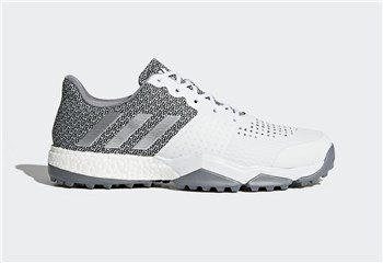 579bf1995dd Adidas Adipower S Boost 3 Shoe White Silver Light Onix ...