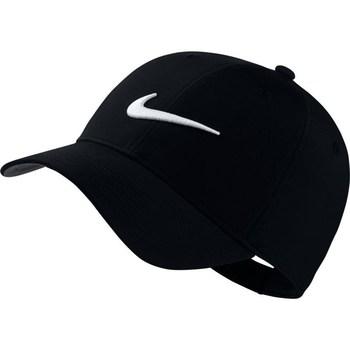 e93c850a23215 Nike Golf Legacy91 Tech Cap Black/Grey/White 2018 | HalpennyGolf.com