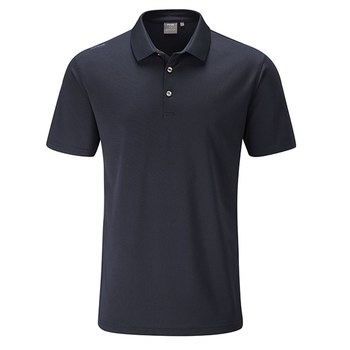 Ping Lincoln Golf Polo Shirt Navy 2018