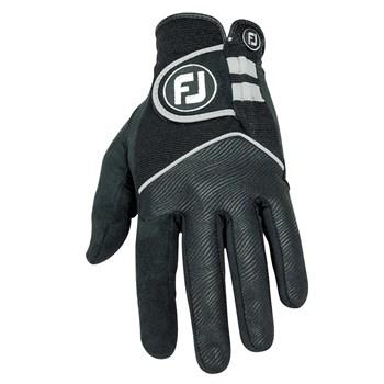FootJoy Ladies RainGrip Glove Pair Black 2018