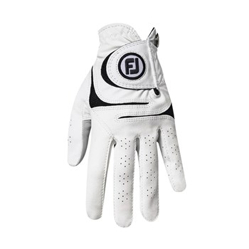 FootJoy Ladies WeatherSof Glove Left Hand White 2018