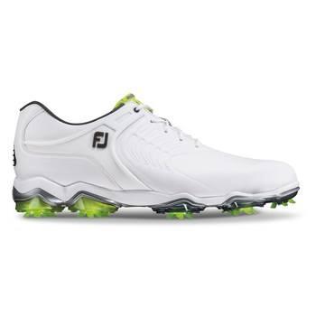 FootJoy Tour S Golf Shoes Medium Width White