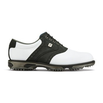 FootJoy DryJoys Tour Shoes Wide Width White/Black