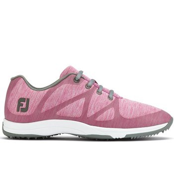 FootJoy Ladies Leisure Shoes Wide Width Pink 2018  e03aed60d8b