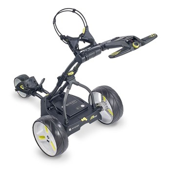 Motocaddy M1 Electric Trolley Lithium Battery- Black  - Click to view a larger image