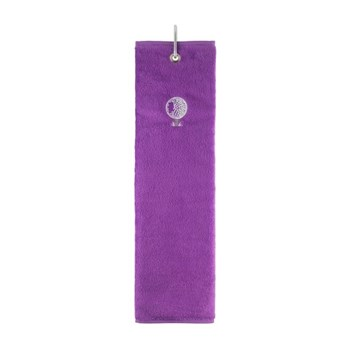 Surprize Shop Tri Fold Towel Purple 2018