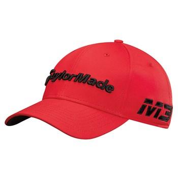 TaylorMade Tour Radar Hat Red 2018  7c0c77d934c