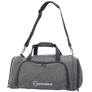 TaylorMade Classic Medium Duffle Heather Gray 2018  - Click to view a larger image