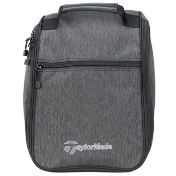 TaylorMade Classic Shoe Bag Heather Gray 2018  - Click to view a larger image