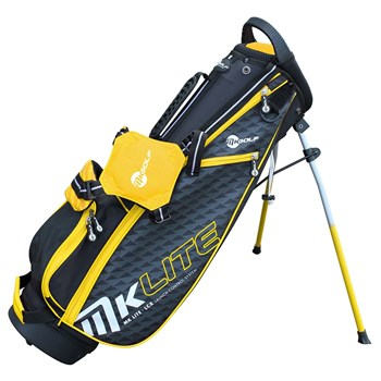 Masters Junior MKids Lite Stand Bag 45 Inch Yellow 2018
