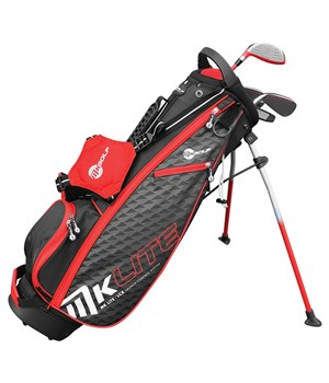 MKids Junior Mkids Lite Red Half Package Set (Age 7-9 Years)  - Click to view a larger image