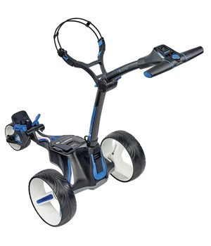 Motocaddy M5 CONNECT Electric Trolley with Standard Lithium Battery Black 2018