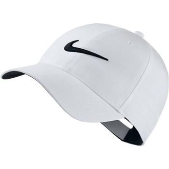 53bedf438207c9 Nike Golf Legacy 91 Golf Cap White/Grey/Black 2018 | HalpennyGolf.com