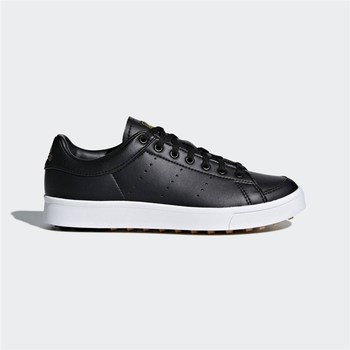 Adidas Junior Adicross Classic Shoes Core Black/Core Black/Ftwr White 2018  - Click to view a larger image
